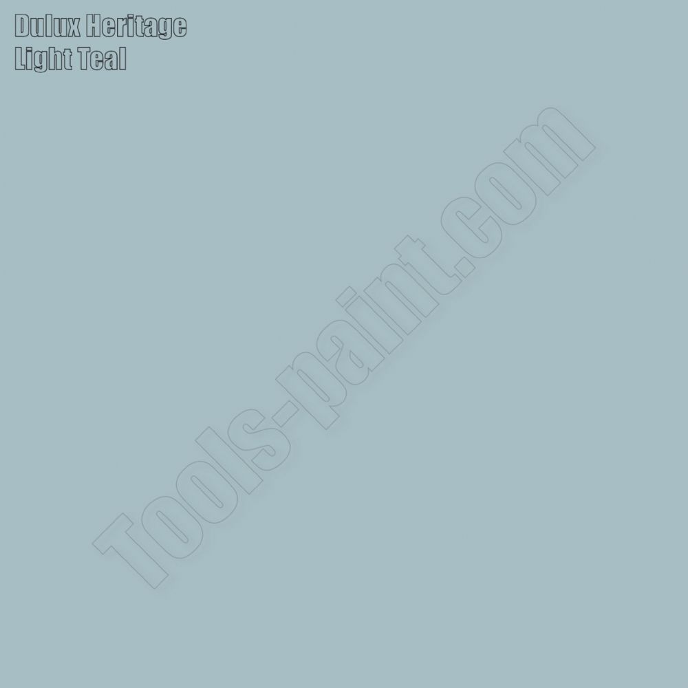 Dulux Heritage Light Teal